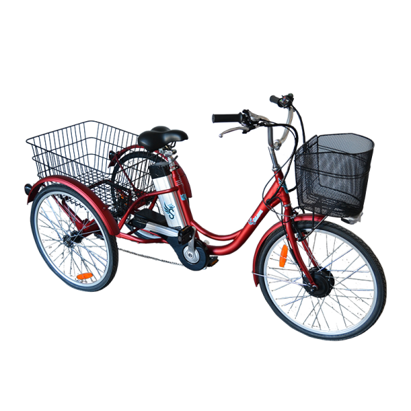 TriCycle SER300R Rouge